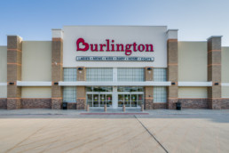 Burlington, Wichita Falls, TX - Portfolio image for architecture firm