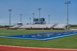City View ISD Football Field