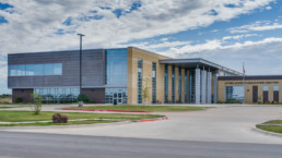 Exterior portfolio image of WFISD Career Education Center