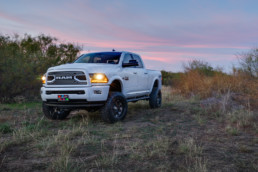 Commercial automotive image of a 2018 RAM for Patterson Dodge in Wichita Falls, TX
