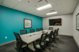 Conference Room at United Regional EHR Building in Wichita Falls, TX