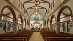 Sacred Heart Catholic Church - Wichita Falls, TX