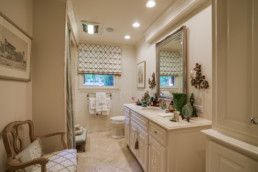 A real estate photograph of a bathroom at a real estate listing in Wichita Falls, TX