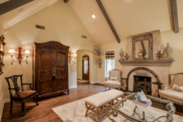 Interior of a home in Wichita Falls, Texas from a real estate appointment